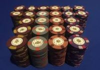 700 Paulson Tophat and Cane Poker Chips With Wooden Case Review